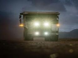 Camiones Mineros