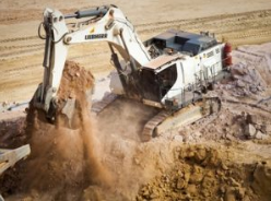 Excavadoras de minería